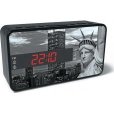 Ραδιόφωνο Με Ρολόι-Ξυπνητήρι BigBen RR15 Liberty